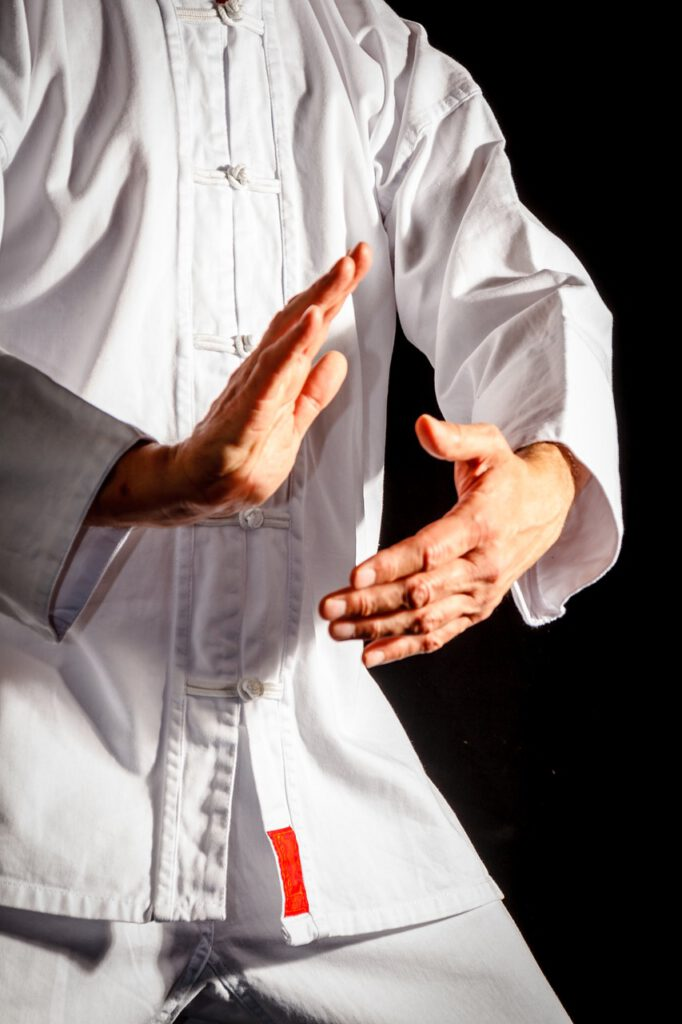 Tai Chi is the perfect exercise for finding balance.